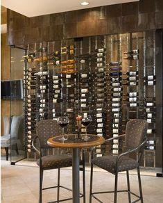 Perfect Wine Storage Glass Case   Dining Room. See More. Modern/  Contemporary Www.winecellardesigns.biz