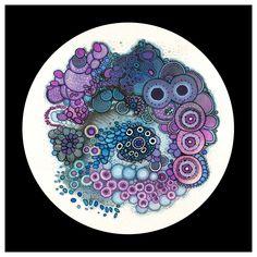Mixed Media Art, Doodles, Watercolor, Abstract, Art Journaling, Drawings, Paintings, Printing, Pen And Wash