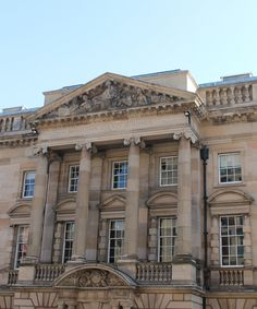 Midlothian County Buildings, Edinburgh Southside