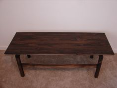 Madera Coffee Table SKU 427256 24999 Cost plus world market