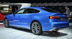 Sie können nun ein Audi A5 oder S5 mit fünf Türen in Amerika Audi Audi A5 Audi A5 Sportback Audi S5 Galleries LA Auto Show New Cars Top 5