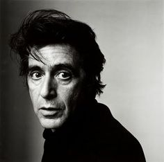 Al Pacino - Irvin Penn - portraits in Black and White