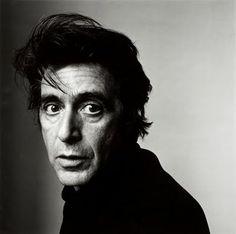 Al Pacino. Irving Penn