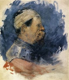 Portrait of a Man | William Merritt Chase | oil painting