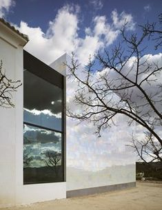 Music Hall and House in Algueña MUCA, Alicante, 2011 - COR & Partners