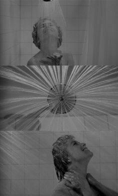 """Psycho"" (1960) dir. by Alfred Hitchcock.   I am scarred for life from this scene.....really"