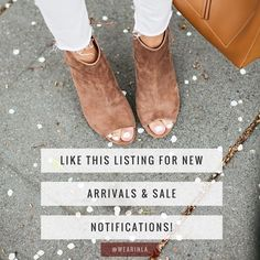 ❤️LIKE FOR NEW ARRIVALS & SALES ❤️ Like this listing for announcement of new products arriving! 🛍 Will use price drop to make announcements & sneak previews of new items and exclusive discounts! 💌 Accessories