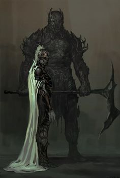 The Dark Elves are a primordial race of dark beings from the obscure world…