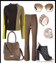 Cropped flare - você já aderiu ?Veja post completo em www.carolinedemolin.com.br #moda #fashion #estilo #style ##trend #tendencias #personalstylistbh #personalstylist #consultoriademoda #consultoriadeimagem #looks #lookdodia #lookoftheday #loveshoes #shoes #marni #marcjacobs #maisonmartinmargiela #eleonorahsiung #chloe www.carolinedemolin.com.br