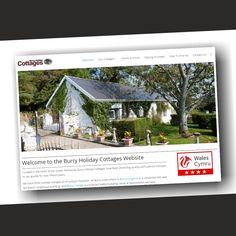 We've designed another website for a local holiday cottage, Burry Green Cottages. If you're looking for a break in Gower check out www.burryholidaycottages.co.uk. They have three properties to choose from too :) #Website #Design #Holiday #Cottage #Local #Gower #Swansea #Rent #Summer #Wales #Coast #UK