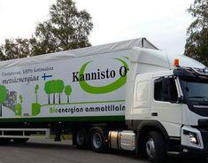 Design for a bioenergy company by Laura Paasivirta My Arts, Trucks, Graphic Design, Truck, Visual Communication