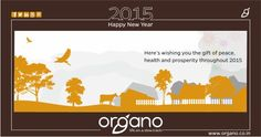 Organo wishes a Very Happy New Year