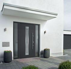 Hörmann ThermoPlus Haustüren und ThermoPro Eingangstüren machen das Wohlfühlen mit guten Wärmedämmwerten einfach.