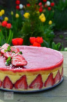 Tort Fraisier - CAIETUL CU RETETE