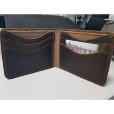 Authentic Saddleback Leather Co Medium Bifold Wallet Shopee Guarantee Saddleback Leather, Wallet, Medium, Pocket Wallet, Diy Wallet, Purses, Purse, Medium-length Hairstyle