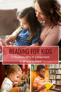 Reading for Kids: 17 Reasons Why It's Important and Where to Start | lifehack.org