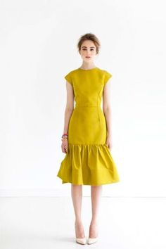 New Style Inspiration Casual Dress 26 Ideas Trendy Dresses, Simple Dresses, Casual Dresses, Fashion Dresses, Fashion Clothes, Style Clothes, Woman Dresses, Women's Casual, Trendy Fashion
