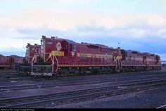 RailPictures.Net Photo: DMIR 162 Duluth, Missabe & Iron Range Railway EMD SD9 at Proctor, Minnesota by Bill Edgar