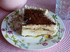 Sernik a'la tiramisu/ Cheesecake a'la tiramisu #mniam #cake #pyszne Tiramisu Cheesecake, Baking, Ethnic Recipes, Cakes, Food, Cake Makers, Bakken, Kuchen, Essen