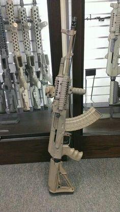 AK47 - Snake Camo