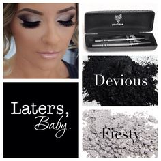 Recreate with Younique's Mineral Eye Pigments in the colors Devious and Fiesty!  4/$45 or $12.50 each!!! Order at my link below!!!  https://www.youniqueproducts.com/FarrahJadeAshenfelter/products/view/US-21000-00#.VWJcgE9VhBc