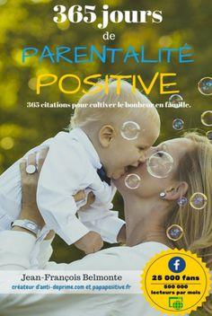 365 citations de parentalité positive (format papier et Ebook)