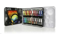 QoR Introductory 24 Color Set -komplet farb maluje.pl