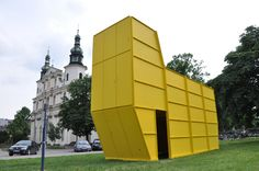 ArtBoom Festival 2010 - Raumlaborberlin - LEM Monument - pic.Weronika Szmuc