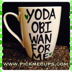 Hey, I found this really awesome Etsy listing at https://www.etsy.com/listing/212823721/yoda-obi-wan-for-me-star-wars-yoda-obi