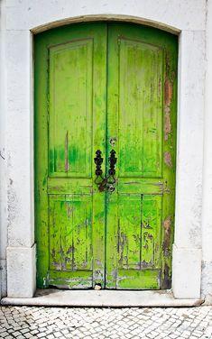 Little Green Door by Chloe Beacon