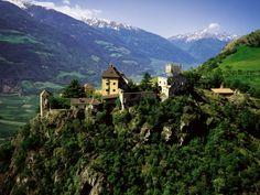 Südtirol Schloss Juval