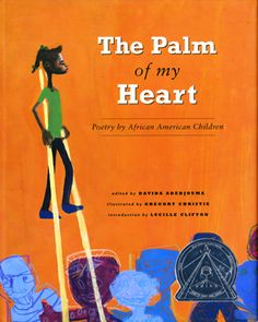 Poetry-This book is about being black and beautiful. This is not a rhyming poetry book. I really liked this book, it was well written. The pictures in it had your basic colors and you could tell it was from Africa America. The lines and designs in it were different, it was a really neat book!