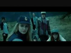 Supermassive Black Hole - Muse Twilight - My favorite scene in the movie is when they play baseball! <3