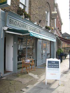 Best book shops in london