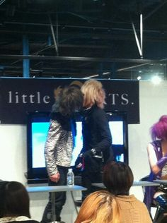 FEST VAINQUEUR I'LL and HAL PENALTY GAME AT INSTORE EVENT LITTLE HEARTS SENDAI //dead