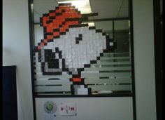 Post-it Note Art: The Most Creative Use Of Sticky Paper Ever (PHOTOS)