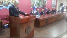 Raúl Castro recibe doctorado Honoris Causa de la Universidad de Panamá http://www.inmigrantesenpanama.com/2016/07/01/universidad-de-panama-otorga-a-raul-castro-doctorado-honoris-causa/