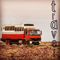 It's the journey not the destination! #dragoman #travel #overland