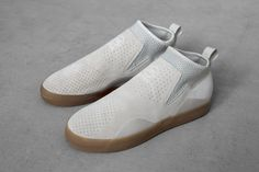 "adidas Skateboarding Introduces the 3ST Family with ""Two Forward-Thinking, Vulcanized Silhouettes"" - EU Kicks: Sneaker Magazine"