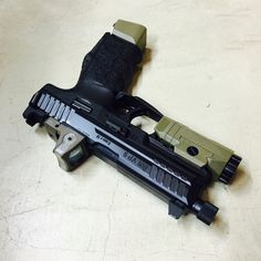 odinarms:  Black and Tan HK VP9 by Odin Arms