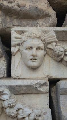 Afrodisias, Türkiye
