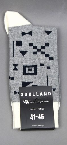 Soulland BAUHAUS Socks #SS2014