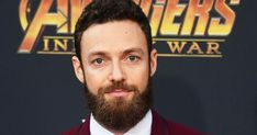 """Ross Marquand of """"The Walking Dead"""" pops up in a surprising place in the middle of """"Avengers: Infinity War. Walking Dead Pop, Ross Marquand, Last Stand, April 27, Vulture, Might Have, Avengers Infinity War, Zombies, Actors & Actresses"""