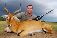 Corey Knowlton, Texan who plans to kill one of the last 4000 black rhinos and admits he gets a thrill from the kill, is now the hunted.