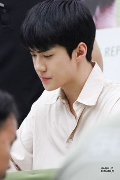 [HQ] 180806 Nature Republic Fansign Event, The Return of in Bangkok Sehun, Exo Kai, Korea, I Go Crazy, Nature Republic, Celebrity List, Kim Junmyeon, Chinese Boy, Boy Bands