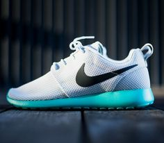 Nike Roshe Run Burdeos
