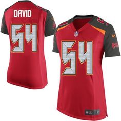 Nike Elite Jacquies Smith Red Women s Jersey - Tampa Bay Buccaneers NFL Home 9a0feaf6d