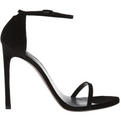 Stuart Weitzman Nudist (555 CAD) ❤ liked on Polyvore featuring shoes and sandals