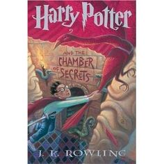 Harry Potter and The Chamber of Secrets - J.K. Rowling (Book 2) P.S. Read all of them! Should be on your to do list, if you haven't already