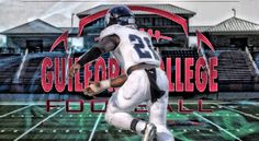 @ikenna124 Blessed to announce that I have decided to commit to Guilford College to continue my education and play football